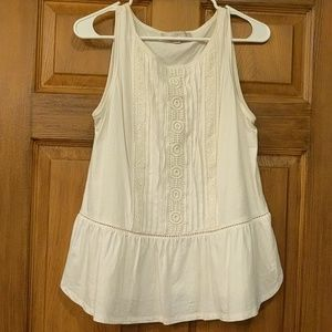Creamy White Loft Shirt